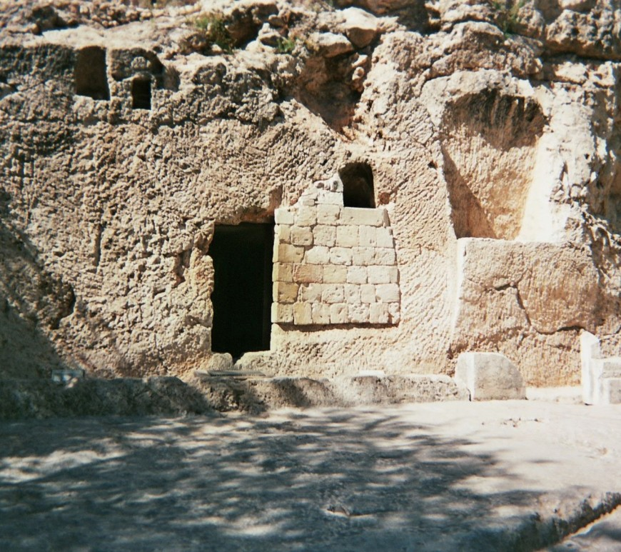 resurrection empy tomb Jesus Christ Christianity raised
